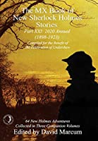 The MX Book of New Sherlock Holmes Stories Part XXI: 2020 Annual (1898-1923)