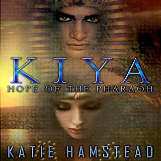 KIYA: Hope of the Pharaoh cover art