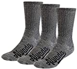 Alvada 80% Merino Wool Hiking Socks Thermal Warm...