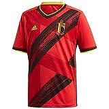 adidas Kinder Belgium Home Jersey T-Shirt