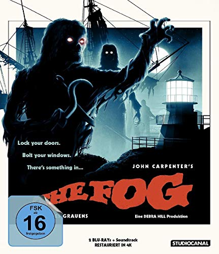 Fog, The - Nebel des Grauens / Limited Soundtrack Edition  (+ CD) (+ Bonus-Blu-ray)