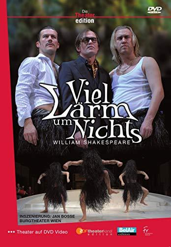 Viel Lärm um Nichts: Burgtheater Wien / Die Theater Edition