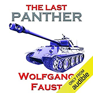 The Last Panther cover art