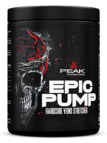 PEAK Epic Pump Energy 500g Pre Workout Booster