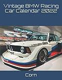 Vintage BMW Racing Car Calendar 2022