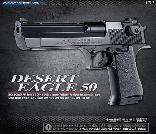 K-Crew Academy Desert Eagle 50 Airsoft Hand Grips Pistol #17217