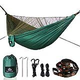 NATUREFUN Hamac Ultra-léger de Voyage Camping | 300 kg...