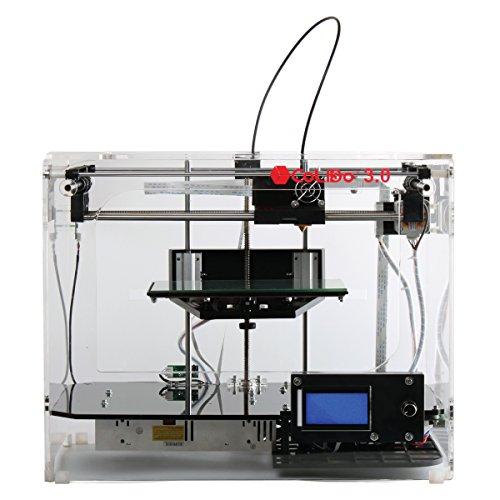 Print-Rite CoLiDo 3.0 Imprimante 3D entièrement assemblée avec plaque en verre brevetée
