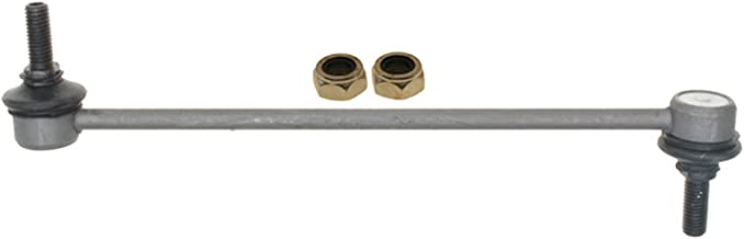 ACDelco 46G0424A Advantage Front Suspension Stabilizer Bar Link Kit with Link, Boots, and Nuts