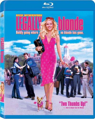 Legally Blonde [Edizione: Stati Uniti] [Reino Unido] [Blu-ray]