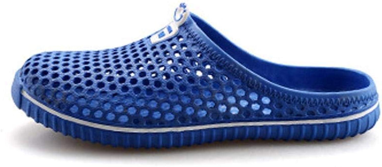 Roojer Unisex Casual Breathable Garden Clog shoes Summer Beach Slipper Sandals Flip-Flops