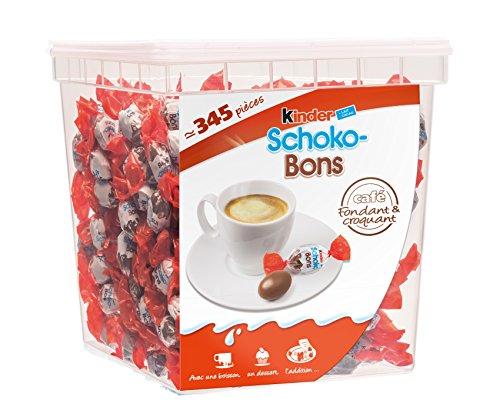 Schoko-Bons x 345 pièces Kinder Boite de 2 Kg