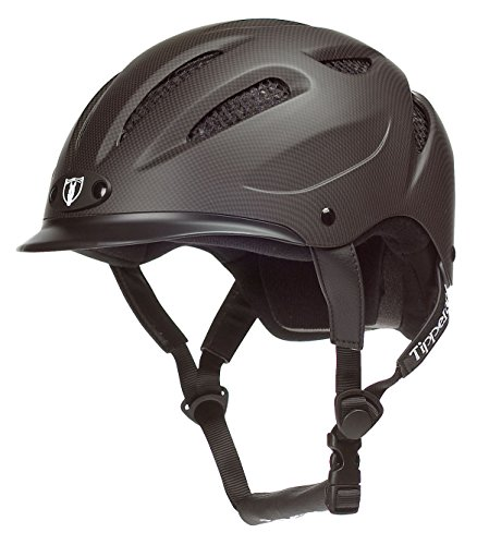 Tipperary Sportage 8500 Riding Helmet Extra Small, Cocoa Brown