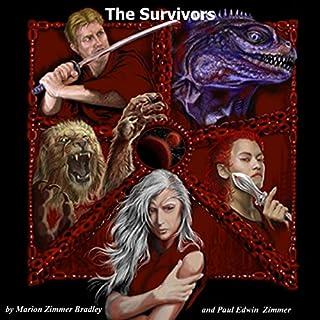 The Survivors audiobook cover art