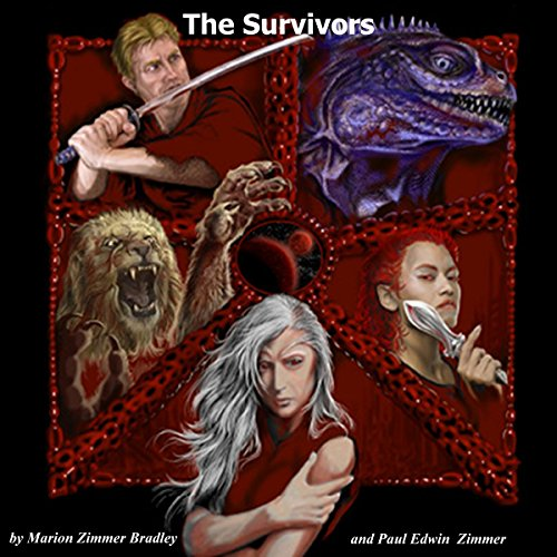 Couverture de The Survivors