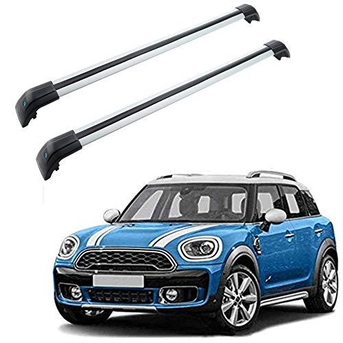 MotorFansClub Roof Rack Cross Bars Fit for...