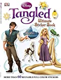 Ultimate Sticker Book: Tangled: More Than 60 Reusable Full-Color...
