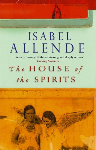 The House Of The Spirits By Isabel Allende 8 Aug 1986 Paperback