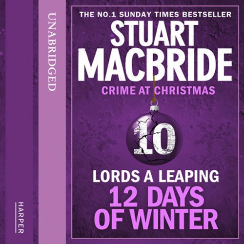 Twelve Days of Winter: Crime at Christmas - Lords-a-Leaping audiobook cover art