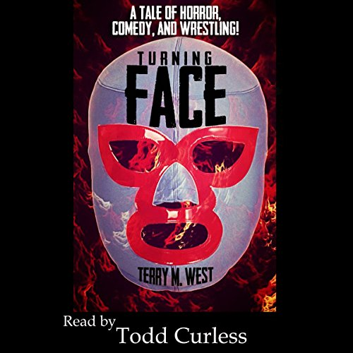Turning Face audiobook cover art