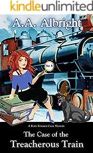 Katy Kramer Cozy Mysteries 5巻 表紙画像
