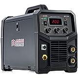 Amico MIG-200, 200-Amp MIG/MAG/Flux-cored/Lift-TIG/Stick Arc DC Inverter Welder, 115/230V Dual Voltage Welding, Compatible Spool Gun: SPG15250