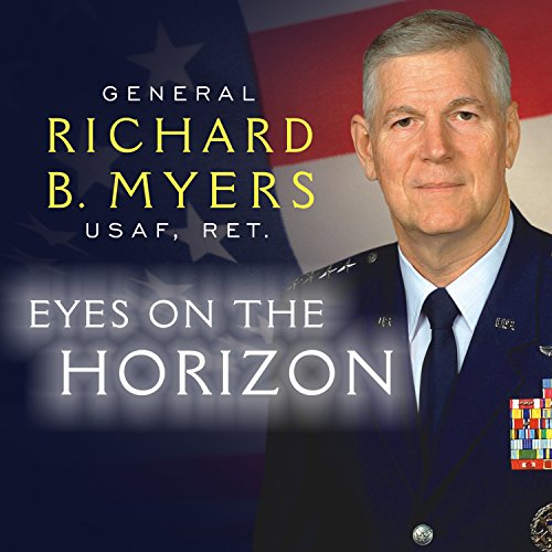 Eyes on the Horizon audiobook cover art