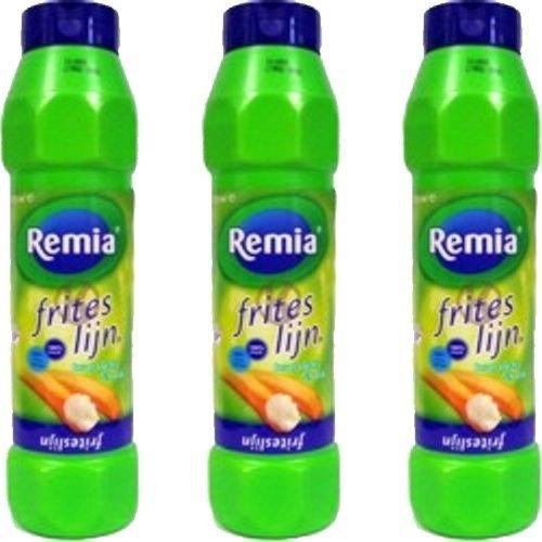 Remia Gewürz-Sauce Fritten Sauce Light 3 x 750ml (Frites Saus lijn)