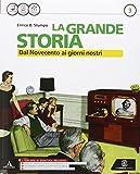 la grande storia. atlante-temi del '900. per la scuola media. con e-book. con espansione online: 3