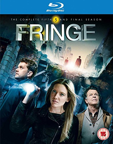 Fringe - The Complete Fifth Series [Ediz...