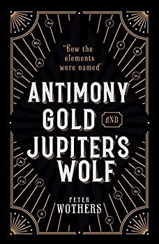 Antimony Gold and Jupiter s Wolf  How the elements were named