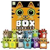Box Buddies Pets - Pack of 12 Mini Box Animals