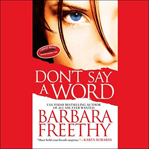 Don't Say a Word cover art