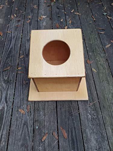Cornhole Airmail Box! AKA Money Shot Box, Cornhole Box, Airmail Shot
