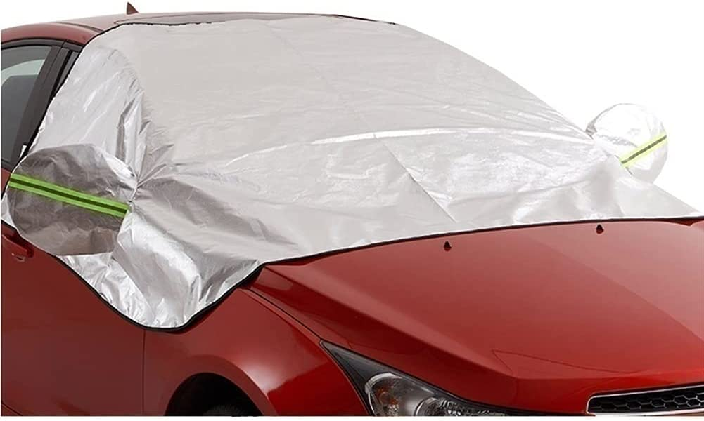 BACKJIA Car 100% Max 53% OFF quality warranty Cover Windshield Outdoor H Durable Waterproof