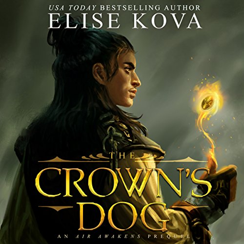 The Crown's Dog audiobook cover art