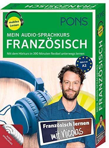 PONS Mein Audio-Sprachkurs Französisch: Mit dem Hörkurs in 330 Minuten flexibel unterwegs lernen (PONS Audio-Sprachkurs)