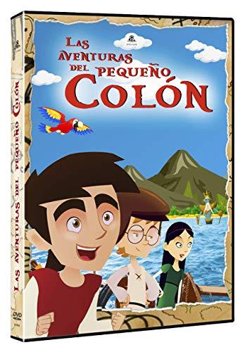Las Aventuras Del Pequeño Colón DVD
