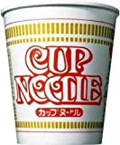 Nissin Copa Japonesa Tallarines Ramen Salsa de Soja 10p set Noodles de Japón