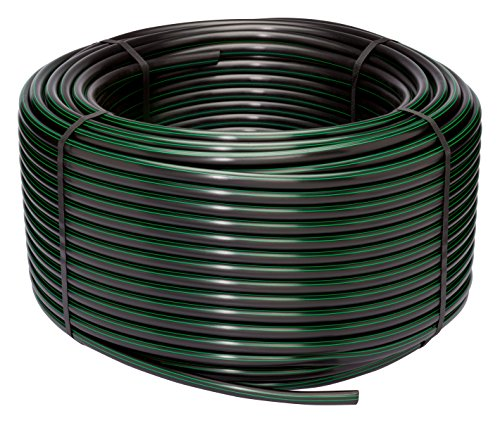 Rain Bird T63-500S Drip Irrigation 1/2' (0.634' Blank OD) BlankDistributionTubing,500'Roll,Black