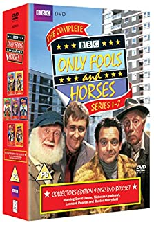 Only Fools And Horses - The Complete Series 1-7