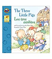 Los Tres Cerditos/ The Three Little Pigs (Keepsake Stories - dual language)