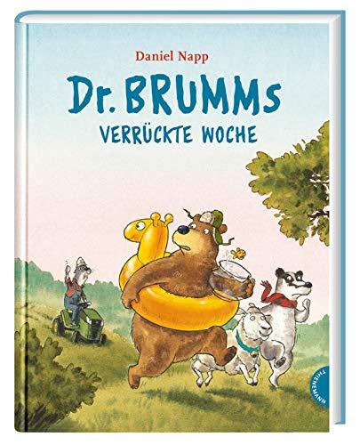 Dr. Brumms verrückte Woche: Sammelband