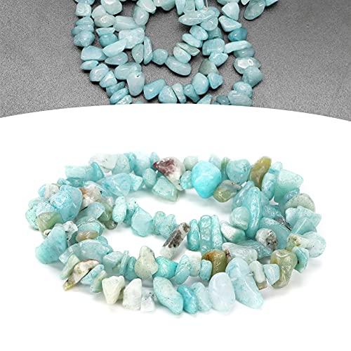 Cuentas para hacer collares, accesorios para hacer joyas Amplia gama de usos Joyas seguras y no tóxicas Cuentas de bricolaje para hacer pulseras Collares, aretes(Plus color amazon)