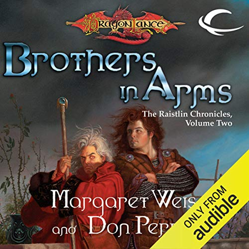 Brothers In Arms audiobook cover art
