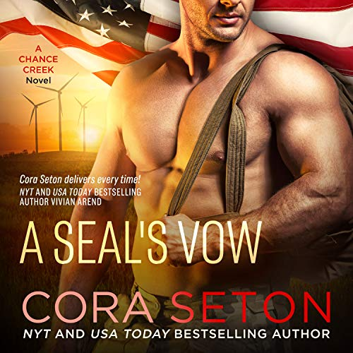 A SEAL's Vow audiobook cover art