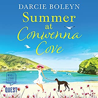 Summer at Conwenna Cove cover art