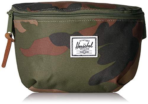 Herschel supply Unisex Fourteen Gürteltasche, Woodlang/Camouflage, 1.0L US