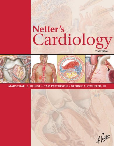 Netter's Cardiology (Netter Clinical Science) (English Edition)