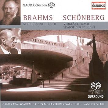 Brahms, J.: String Quintet No. 2 / Schoenberg A.: Verklarte Nacht (Arr. for String Orchestra)